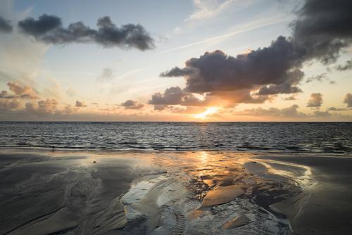 SPO Strand bei Ebbe