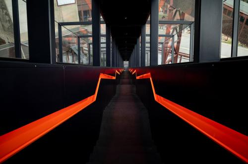 Treppe Zeche Zollverein