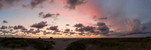 SPO Sonnenuntergang Panorama